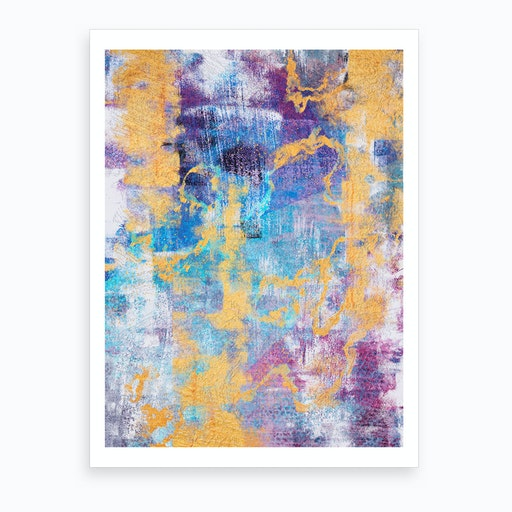 Fragile Chaos Art Print
