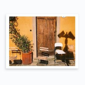 Firenze Afternoon Art Print