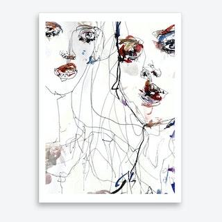 Wwood Art Print