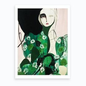 Green Spring Art Print