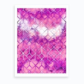 Pattern LXVI Art Print