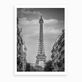 Parisian Flair Art Print