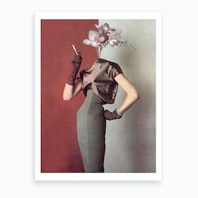 Madame Art Print
