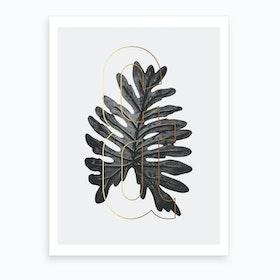 Abc Plant And Art Print