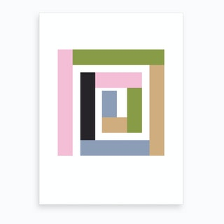 Lux Candy Art Print