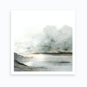 Ebb Art Print