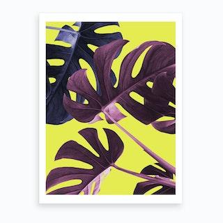 Botanical Living II Art Print