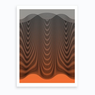 Moirezen VII Art Print