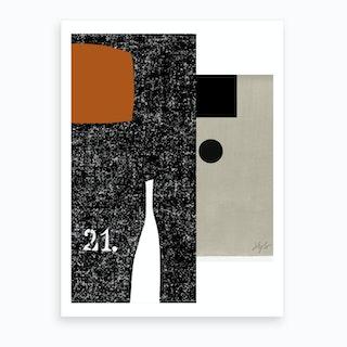 Carafe 21 Art Print