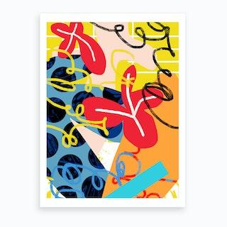 Hothouse 1 Art Print