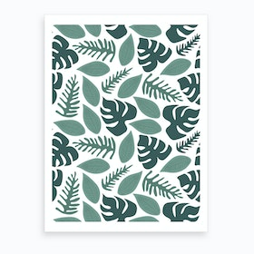 Rainforest Art Print