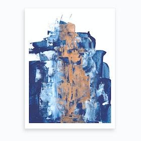 Mila 2 Art Print