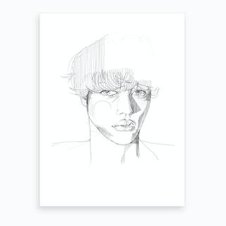 Her 007 Art Print
