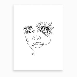 Sun In My Eyes Art Print