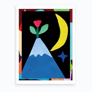 Goodnight Art Print