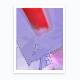 Frontseat Art Print