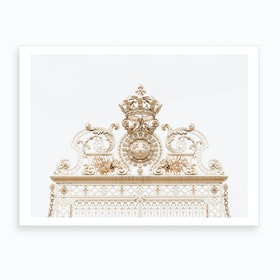 Versailles I Art Print