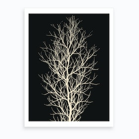 The Fairytale Tree Art Print
