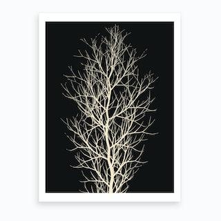 The Fairytale Tree Art Print