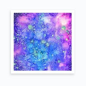Cosmic Souls Art Print
