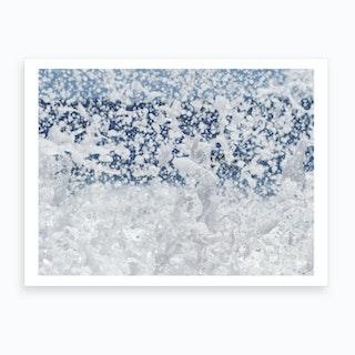 Super Splash 1 Art Print