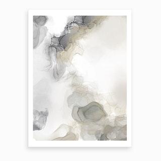 Muted Harmony Art Print