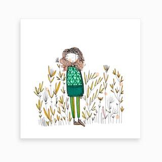 Louisa Art Print