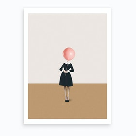 Obvious Imperfections Art Print
