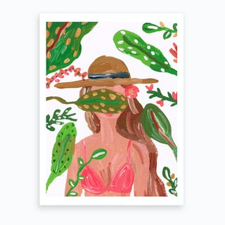 Jungle Fever Art Print