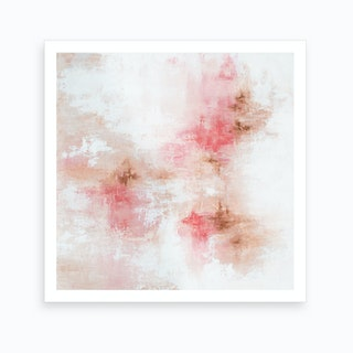 Rose Gold 2 Art Print