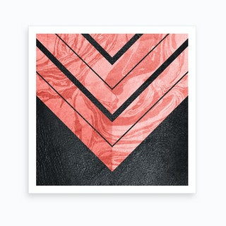 Geometric Xli Art Print