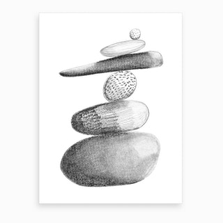 Cairn 2 Art Print