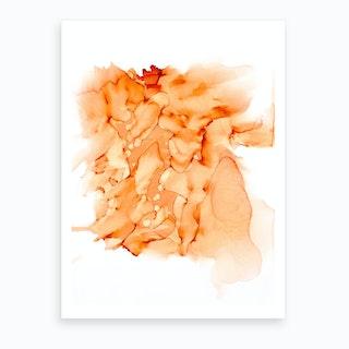 Ink No21 Art Print