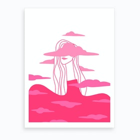 Dreams 3 Art Print