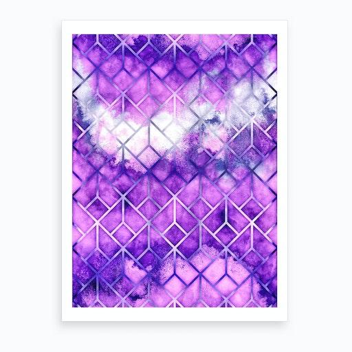 Pattern LXVII Art Print