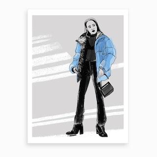 Nyfw Art Print