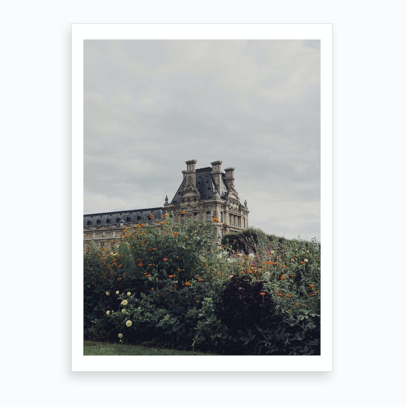 Garden Palace Art Print