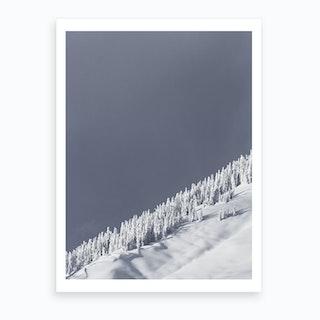 The Storm Has Past Art Print