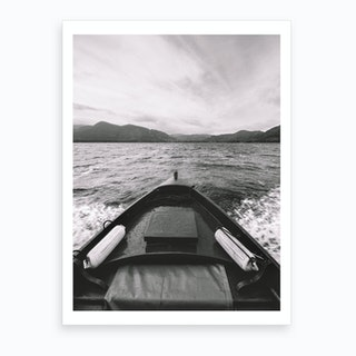 Lakes Of Killarney Art Print