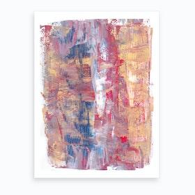 Mila 8 Art Print
