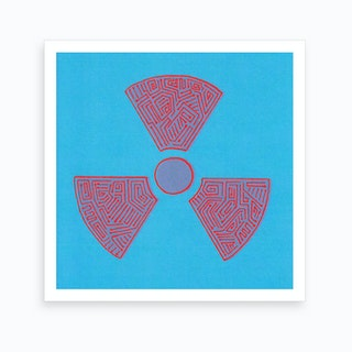 Nuclear War Is Just A Cyber Attack Away 2 Art Print