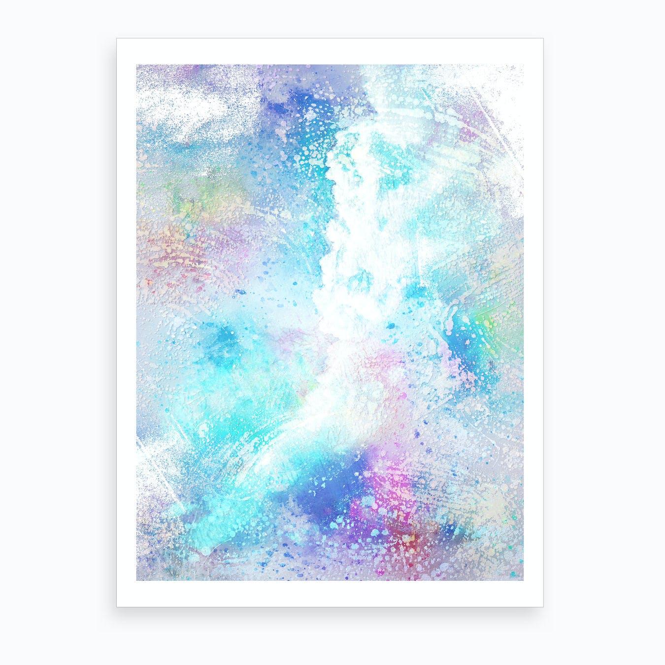 Perseverance of Storm Art Print