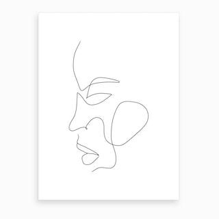 Elani Art Print