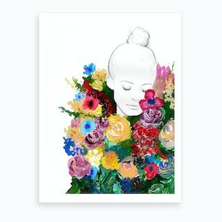 Inner Harmony Art Print