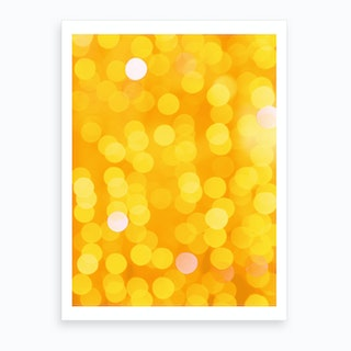 Party And Disco Fever Art Print