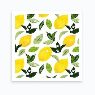Lemona Art Print