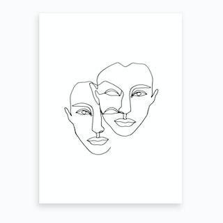 Notion Art Print