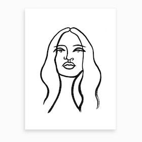 Selma Art Print