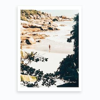 Solo Traveler Ii Art Print