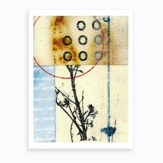 Triple Zero Art Print